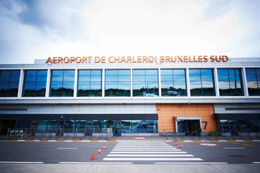 Luchthavenvervoer Antwerpen Naar Luchthaven Charleroi